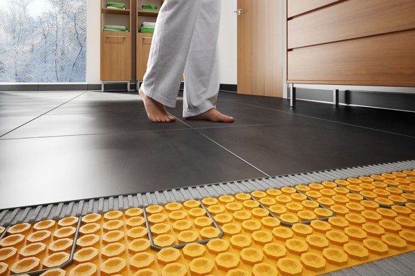 CAT 5890 Heating cable for Ditra Schluter underfloor heating