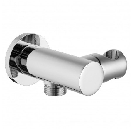 CATIDO Adjustable Angled Shower Handset Holder NP7 Chrome