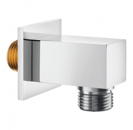 CATIDO Brass Angle Connection NP2 Chrome