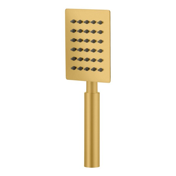 CATIDO NS2 Stainless Steel Anti Calc Shower Handset Gold Matte