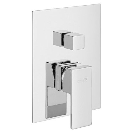 CATIDO VIDI CBOX PL1 Concealed Shower Mixer Chrome
