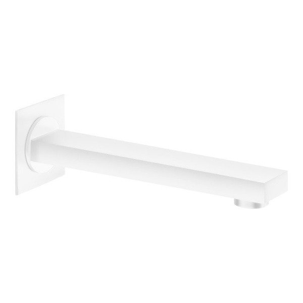 Catido VIDI Cbox PL14 Concealed Bath and Shower set Optimum White Matte