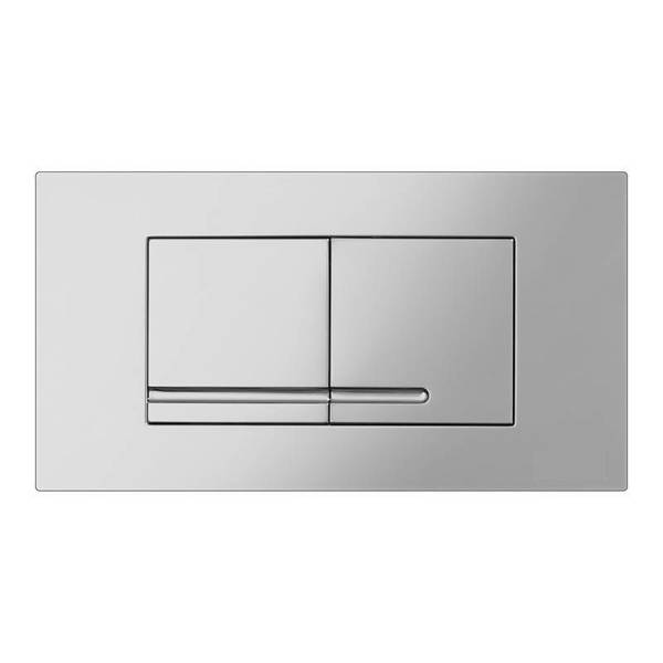 Control button for concealed systems Catido Gaios Duo Chrome